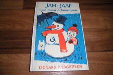 Leonard Roggeveen+Jenny Dalenoord -- JAN JAAP  # 4 BAUT EINEN SCHNEEMANN // 1965