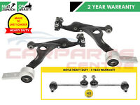 FOR MAZDA 6 GH 08- FRONT LOWER LEFT RIGHT SUSPENSION ARMS BALL JOINTS HD LINKS
