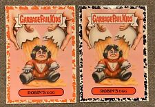 "2018 Garbage Pail Kids ""Oh, The Horror-Ible"" Robin's Egg #8a Red & Bruised MINT"