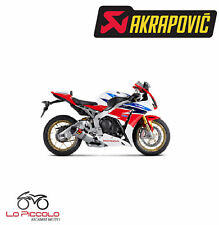 Honda CBR 1000rr 2015 15 escape Akrapovic titanio S-h10so14t-htt