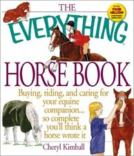 Everything Horse Book (Everything (Pets))