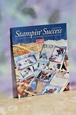 Stampin' Up! Success MAGAZINE November 2002  FREE SHIPPING!