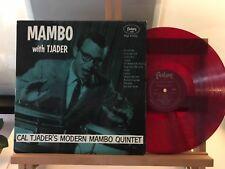 CAL TJADER MODERN MAMBO QUINTET MAMBO WITH TJADER FANTASY 3-202 USA 1955 VG+/VG+