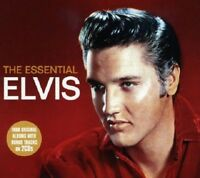 ELVIS PRESLEY - THE ESSENTIAL 2 CD NEW