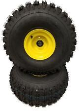 (2) John Deere Gator 22.5X10.0-8 Front Wheels And Tires AM143568 M118820