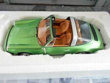 PORSCHE 911 S 2.7 Targa 1974 green grün met. schmale Ver GT Spirit RAR 1:18