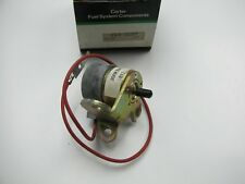 1980 DODGE OMNI 1.7L & Plymouth Horizon Carburetor Idle Stop Solenoid 213-3127