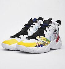 Jordan Why Not Zer0.3 SE zero 3 Men Basketball Shoes New White Red CK6611-100