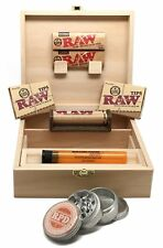 Rolling Supreme Rolling Box-RAW Natural 1 1/4 Rolling Papers