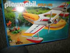 Playmobil Wild Life Löschflugzeug 4-10 Jahre Nr. 5560 OVP