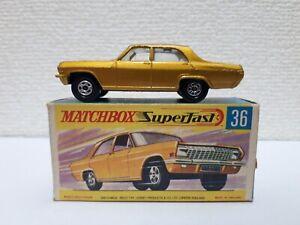 (Body Mint!) Matchbox - #36 Opel Diplomat