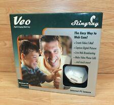 Genuine Veo STingray Digital Imaging Made Easy! Internet PC Web Cam Camera