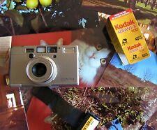 CONTAX T* ix APS Advantix Fotocamera Analogica Compatta Carl Zeiss f/2.8/28mm