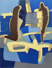 Maurice ESTEVE Lithographie lithograph XXe siècle 1968 San Lazzaro Mourlot *