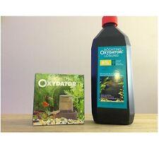 Söchting Oxydator D für Aquarien bis 100 Liter + 1000ml Oxydatorlösung 6%