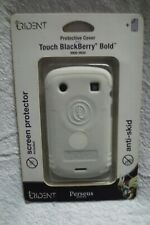 Trident Protective Cover touch Blackberry Bold 9900-9930 White