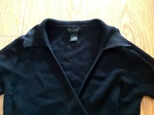 Women's One Step Up wrap sweater size L