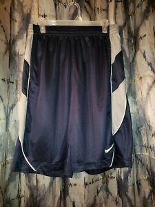 Nike Basketball Black Shorts Mens Size Large