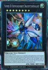 Yu-Gi-Oh! CYHO-DESE2 Nummer 38: Hoffnungsvorbote Drachentitanengalaxie SR XYZ NM