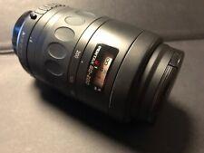 SMC PENTAX-F 80-200mm AF Zoom D/SLR Lens. F4.7-5.6 . KAF Mount.