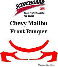 3M Scotchgard Paint Protection Film Pro Series Clear Kit 2019 2020 Chevy Malibu