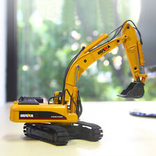 Hydraulic Excavator Toy Remote Control Engineering Digging Toys Wireless Kids US