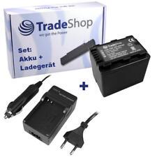 AKKU + LADEGERÄT für PANASONIC SDR H85 H100 H-85 H-100
