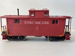 Long Island RR 2 Rail O Scale PRR Class N5 Caboose RARE!