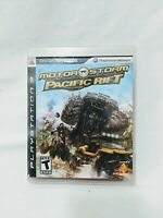 MotorStorm Pacific Rift (PlayStation 3, PS3) Complete CIB Fast Free Shipping