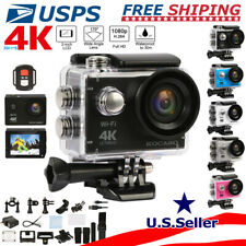 Go As Pro 4K 16MP HD Sports Action Camera 1080p Diving DVR Camcorder /w Remote
