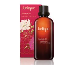 25%OFF Jurlique Rose Moisturising Body Oil 100ml LTD Edition Hydrates Smooth