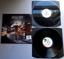 Julian Cope - Saint Julian UK 1987 Island LP with Bonus Interview LP