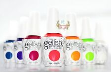 Harmony Gelish LED/UV Soak Off Gel New Bottle 0.5oz Pick Any