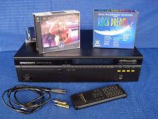MARANTZ cd-50 ~ COMPACT DISC PLAYER ~ 74cd50/028fb ~ + 15 CD 's ~ pienamente funzionanti ~