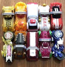 Kamen Rider Drive Shift Car & Bike Lot Of 10
