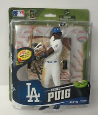 McFarlane Toys MLB Los Angeles Dodgers 32 Yasiel Puig Action Figure New