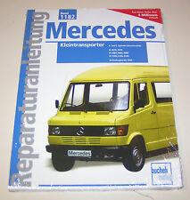 Reparaturanleitung Mercedes 207D, 307D, 208D, 308D, 408D, 210D, 410D - bis 1994!