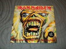 IRON MAIDEN BRING YOUR DAUGHTER...TO THE SLAUGHTER BRAIN PACK PICTURE DISC 7""