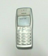 NOKIA 1101 SILVER MOBILE PHONE UNLOCKED | FULLY WORKING