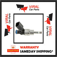 NEW OEM PETROL FUEL INJECTOR FOR A1 A3 TT LEON GOLF V VI POLO SCIROCCO 2.0