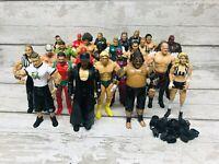 Jakks WWE Wrestling Action Figures Large Bundle Collection Cena, Undertaker