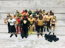 Jakks WWE Lucha Libre Action Figures Grandes Paquete Colección Cena, Undertaker