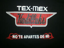 TEX MEX KADILLAKS T SHIRT Concert Tour No Te Apartes De Mi Don't Go Away From Me