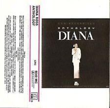 **RARE** Anthology - Diana Ross (Audio Cassette - 1983) **RARE!** ~ VG