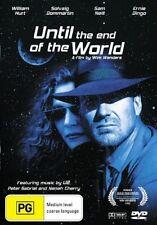 Until The End Of The World DVD - Sam Neill, Ernie Dingo - Genuine R4 -