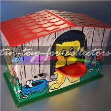 Blechspielzeug 100% Wahr Blechauto Spardose Camper Flower Power Bus M.surfbretter Woodstock Hippie Peace Antikspielzeug