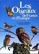 LES OISEAUX DE FRANCE ET D'EUROPE - N. Hammond M. Everett 1985 - Ornithologie