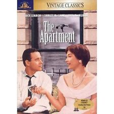 THE APARTMENT DVD (1960) Jack Lemmon Shirley MacLaine Fred MacMurray NEW