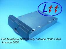 Marco DISCO DURO PARA Dell Portátil HD Caddy Latitude C800 C840 Inspiron 8000