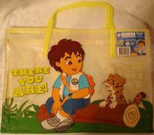Go Diego Go Printed PVC Library Bag